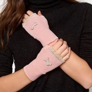 Odd Molly Cabin sleevewarmer Prime rose