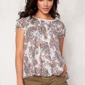 Odd Molly Caribou s/s Blouse Multi