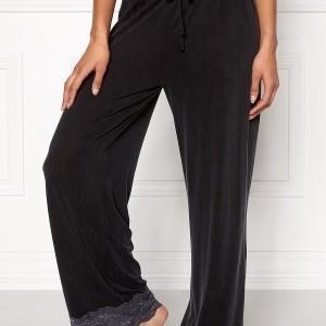 Odd Molly Cherry Pants Almost Black M 2