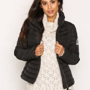 Odd Molly Downfall Jacket Untuvatakki Almost Black