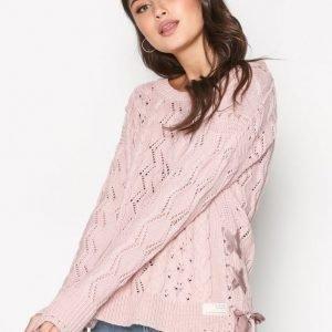 Odd Molly Flurry Sweater Neulepusero Peach