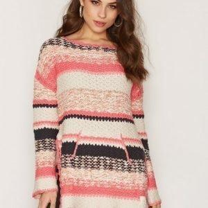 Odd Molly Genuine Sweater Neulepusero Pink