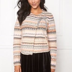 Odd Molly Knitted Wings Cardigan Tranquil