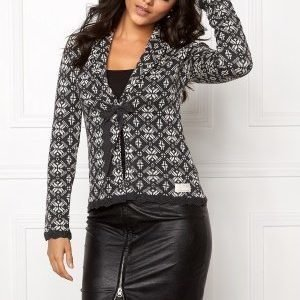 Odd Molly Like No Other Cardigan Almost black M 2