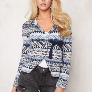 Odd Molly Lovely Knit Blue S 1