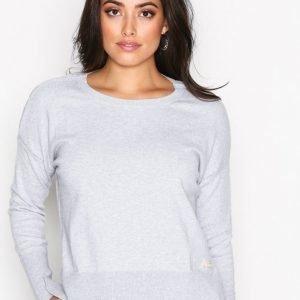 Odd Molly Miss Soft Sweater Neulepusero Light Grey Melange