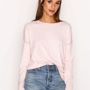 Odd Molly Miss Soft Sweater Neulepusero Rose