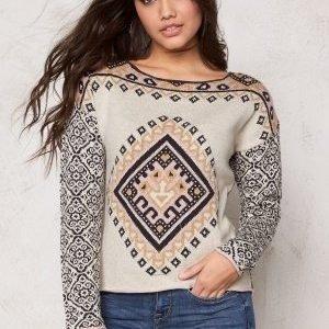 Odd Molly Palisades Sweater Chalk M 2