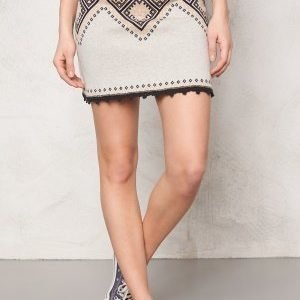 Odd Molly Palisades skirt Chalk S 1