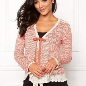 Odd Molly Ready Set Go Cardigan Soft Red