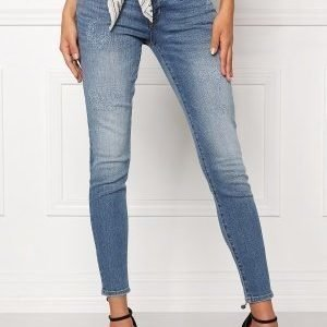 Odd Molly Stretch it cropped jeans Mid Blue W30