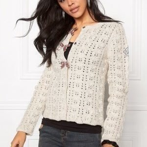 Odd Molly Stunning Cardigan Chalk M 2