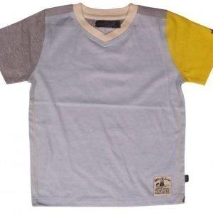 Ollie & Scott T-paita V-pääntiellä Nuttal