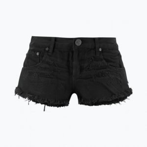 One Teaspoon Panther Shortsit Bonitas Slim Fit