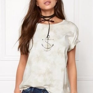 One teaspoon Salty sailor tee Vintage cream