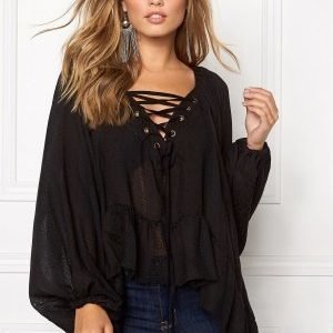 One teaspoon San Juan Valley Top Black