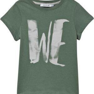 One we like T-paita Vihreä