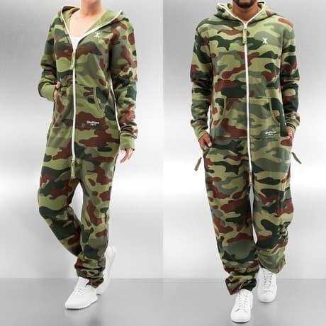 OnePiece Haalari Camouflage