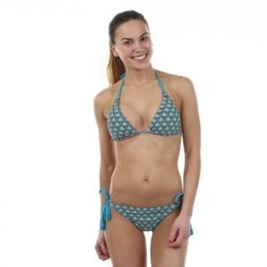 O'neill Pw Paisley Triangle Bikini Bikiniyläosa Sininen