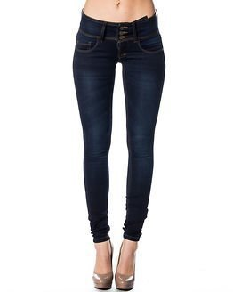 Only Anemone Soft Jeans Dark Blue Denim