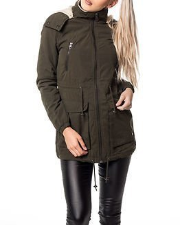 Only Anna Parka Jacket Peat