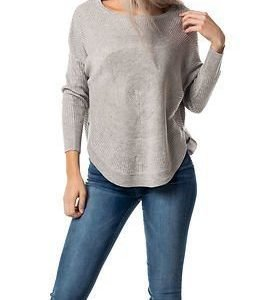 Only Bridget Pullover Light Grey Melange