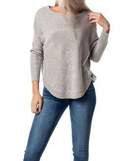 Only Bridget Pullover Light Grey Melange