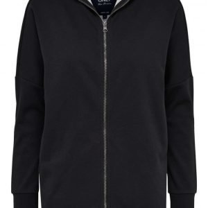 Only Cool Nadja Long Zip Ls Collegehuppari