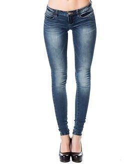 Only Coral Jeans Gua Medium Blue Denim