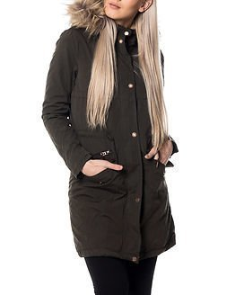 Only Evening Parka Jacket Peat