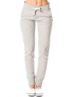 Only Finley Pants Light Grey Melange