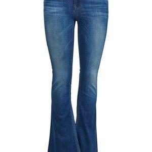 Only Gigi Regular Sk Retro Flare Jeans Farkut