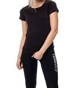 Only Play Anissa Seamless Training Tee Black