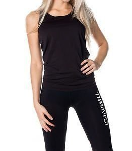 Only Play Anissa Seamless Training Top Black
