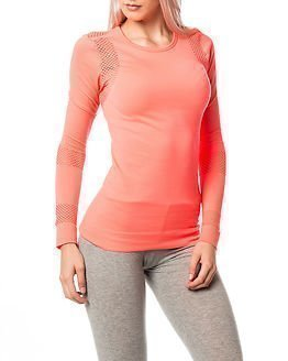 Only Play Carmen Seamless Bright Coral
