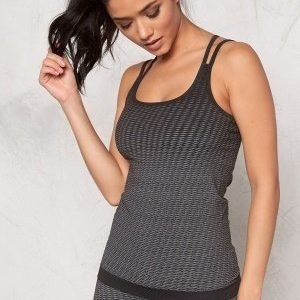 Only Play Coco Seamless Top Black