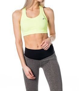 Only Play Daisy Seamless Sports Bra Neon Yellow