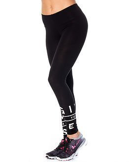 Only Play Eleta Jersey Leggings Black