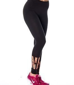 Only Play Joyelle Jersey Legging Moonless Night/ Bright Orange