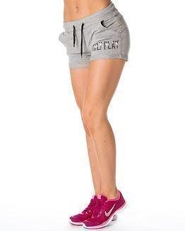 Only Play Joyelle Sweat Shorts Light Grey Melange