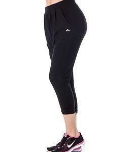Only Play Macy 3/4 Loose Training Pants Black