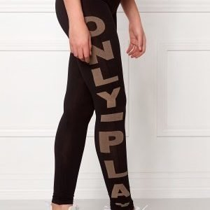 Only Play Pensee Seamless Tights Black