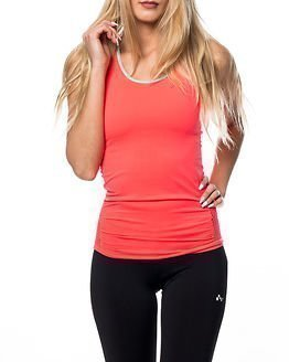 Only Play Playa Alda Seamless Top Fiery Coral