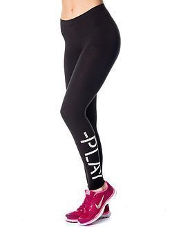 Only Play Rosa Jersey Leggings Moonless Night/White