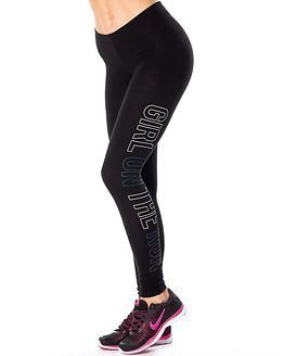 Only Play Tanya Jersey Leggings Navy White
