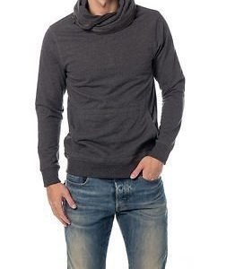 Only & Sons Al Hoodie Dark Grey Melange