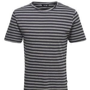 Only & Sons Allan fitted tee Dark navy