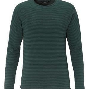 Only & Sons Aron ls fitted tee Green gables