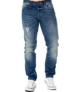 Only & Sons Avi Regular Medium Blue Denim