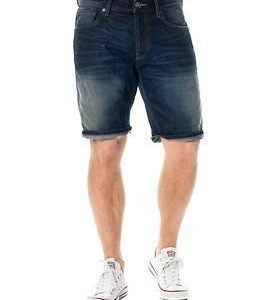 Only & Sons Avi Shorts Dark Blue Denim